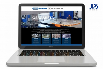 PKP-machining | Verkkosivut, kotisivut, nettisivut