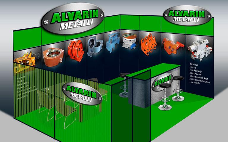 alvarin-metalli-messuosasto