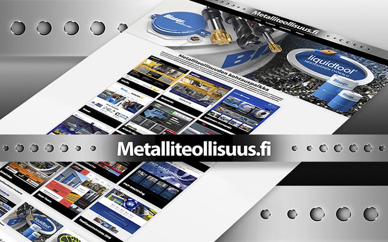 Metalliteollisuus.fi avattu!